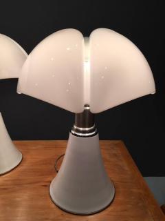 Gae Aulenti Colosal Pair of Gae Aulenti Pipipstrello Lamps 1965 - 1638443