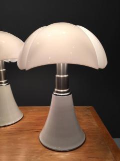 Gae Aulenti Colosal Pair of Gae Aulenti Pipipstrello Lamps 1965 - 1638445