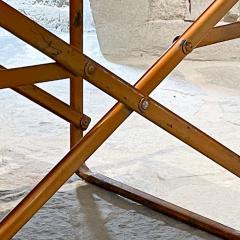 Gae Aulenti Folding Directors Chair Vintage in the Style of Gae Aulenti 1964 Zanotta April - 2037878