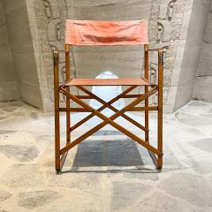 Gae Aulenti Folding Directors Chair Vintage in the Style of Gae Aulenti 1964 Zanotta April - 2037879