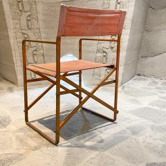 Gae Aulenti Folding Directors Chair Vintage in the Style of Gae Aulenti 1964 Zanotta April - 2037880