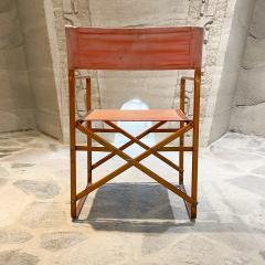 Gae Aulenti Folding Directors Chair Vintage in the Style of Gae Aulenti 1964 Zanotta April - 2037882