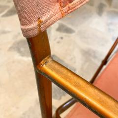 Gae Aulenti Folding Directors Chair Vintage in the Style of Gae Aulenti 1964 Zanotta April - 2037886