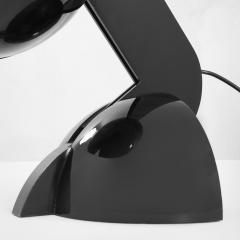 Gae Aulenti Gae Aulenti Table Lamp mod La Ruspa for Martinelli in Aluminium - 2117942