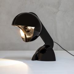 Gae Aulenti Gae Aulenti Table Lamp mod La Ruspa for Martinelli in Aluminium - 2117944