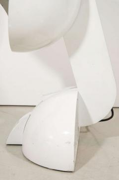 Gae Aulenti La Ruspa Table Lamp by Gae Aulenti manufactured by Martinelli Luce Italy 1968 - 803317