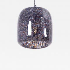 Gae Aulenti Neverrino Glass Pendant Lamp by Gae Aulenti for Vistosi Italy 1970s - 1545443