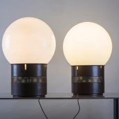 Gae Aulenti Pair of Mezzo Oracolo Table Lamps by Gae Aulenti for Artemide - 806573