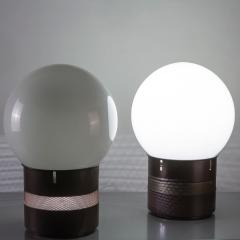 Gae Aulenti Pair of Mezzo Oracolo Table Lamps by Gae Aulenti for Artemide - 806576