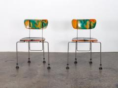 Gaetano Pesce 543 Broadway Chairs by Gaetano Pesce - 1133862