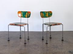 Gaetano Pesce 543 Broadway Chairs by Gaetano Pesce - 1133864