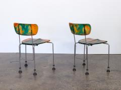 Gaetano Pesce 543 Broadway Chairs by Gaetano Pesce - 1133865