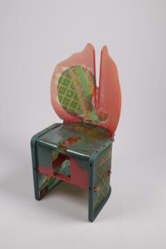 Gaetano Pesce Gaetano Pesce Nobodys Perfect Chair with Etro Fabric 91 99 - 449287