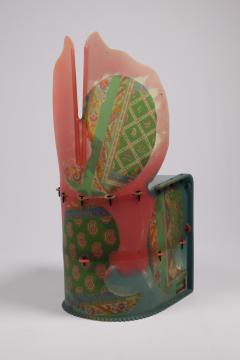 Gaetano Pesce Gaetano Pesce Nobodys Perfect Chair with Etro Fabric 91 99 - 449288