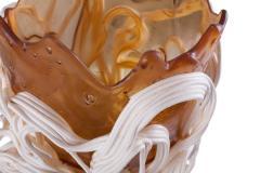 Gaetano Pesce Gaetano Pesce Orange White Resin Vase 1996 - 844416