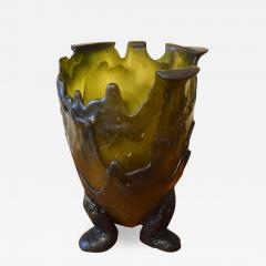 Gaetano Pesce Green Resin Amazonia Vase by Gaetano Pesce for FISH Design NYC 1990s - 938459