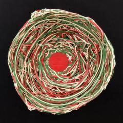 Gaetano Pesce Large Gaetano Pesce Spaghetti Bowl Basket - 905281
