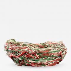 Gaetano Pesce Large Gaetano Pesce Spaghetti Bowl Basket - 907617