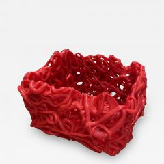 Gaetano Pesce Senzafine Soft Resin Basket by Gateano Pesce - 2036290