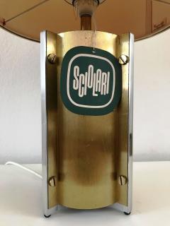Gaetano Sciolari 1970s Pair of Table Lamps by Sciolari Roma - 376506
