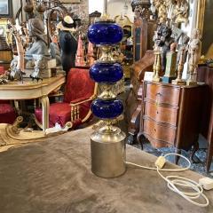 Gaetano Sciolari 1970s Rare Space Age Table Lamp designed by Gaetano Sciolari - 1977404
