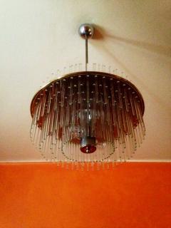 Gaetano Sciolari Exquisite Ceiling Light by G Sciolari - 2116596