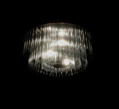 Gaetano Sciolari Exquisite Ceiling Light by G Sciolari - 2116597