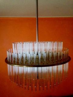 Gaetano Sciolari Exquisite Ceiling Light by G Sciolari - 2116598