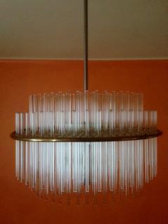 Gaetano Sciolari Exquisite Ceiling Light by G Sciolari - 2116599