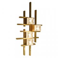 Gaetano Sciolari Gaetano Sciolari wall light or ceiling light sculpture - 1045000