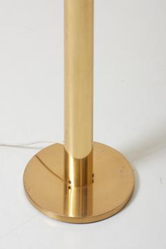 Gaetano Sciolari Midcentury Floor Lamp in Brass by Sciolari - 1033929