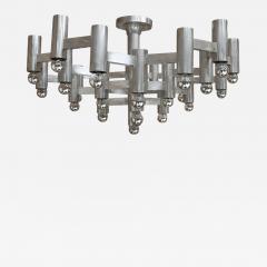 Gaetano Sciolari Pair of Pendant Lamps Designed by Gaetano Sciolari - 513015