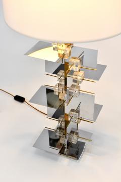 Gaetano Sciolari Rare table Lamp System series Model 139 - 2023751