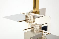 Gaetano Sciolari rare Table Lamp - 959852
