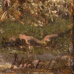 Gamaliel Waldo Beaman Hudson River School Landscape - 1729316