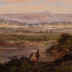 Gamaliel Waldo Beaman Hudson River School Landscape - 1729317