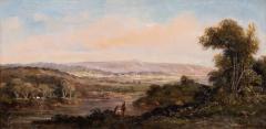Gamaliel Waldo Beaman Hudson River School Landscape - 1730035
