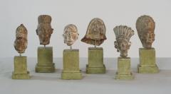 Gandharan Miniature Busts - 859969