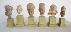 Gandharan Miniature Busts - 859977