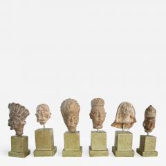 Gandharan Miniature Busts - 860624