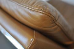 Gardner Leaver Gardner Leaver for Steelcase Leather Lounge Chair - 378314