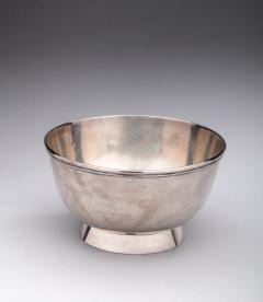 Garret Eoff Silver Bowl made by Garret Eoff - 450291