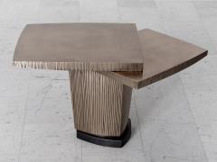Gary Magakis Gary Magakis Ledges 1 Bronze Side Table USA 2016 - 198395