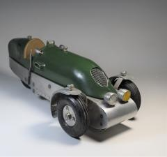 Gas Powered Tether Race Car One of a Kind England 1948 - 1802306