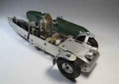 Gas Powered Tether Race Car One of a Kind England 1948 - 1802340