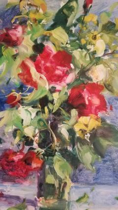 Gaston Sebire Gaston Sebire Still Life Bouquet  - 1257877