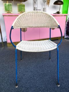 Gastone Rinaldi 10 Chairs model DU41 by Gastone Rinaldi for RIMA Italy 1956 - 848043