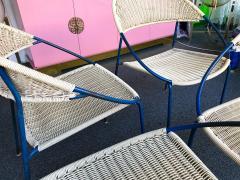 Gastone Rinaldi 10 Chairs model DU41 by Gastone Rinaldi for RIMA Italy 1956 - 848044