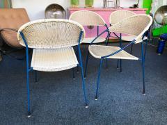 Gastone Rinaldi 10 Chairs model DU41 by Gastone Rinaldi for RIMA Italy 1956 - 848048