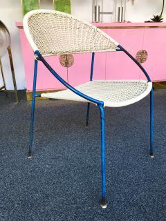 Gastone Rinaldi 10 Chairs model DU41 by Gastone Rinaldi for RIMA Italy 1956 - 848049